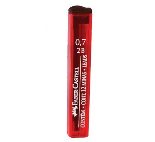 Astuccio 12 Mine Polymer e Super Polymer - 2B
