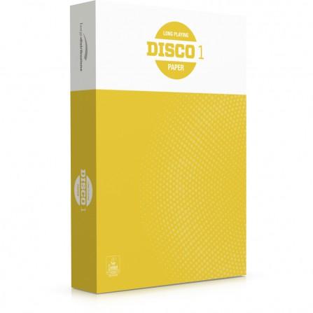 Carta Disco 1 - A4