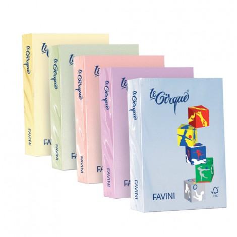 Carta colorata le Cirque - A3 - Avorio