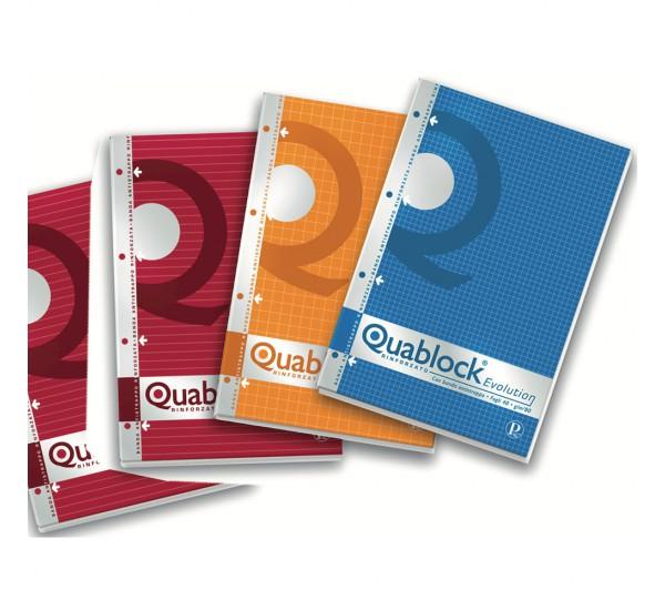 Blocchi Quablock® Evolution® rinforzati - A4