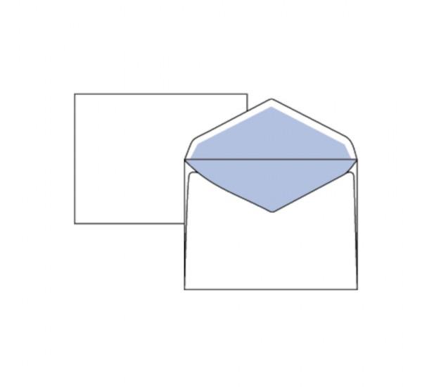 Buste corrispondenza senza finestra - 120x180 mm