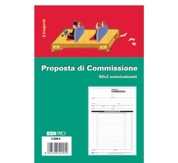 Blocchi commissioni - A4