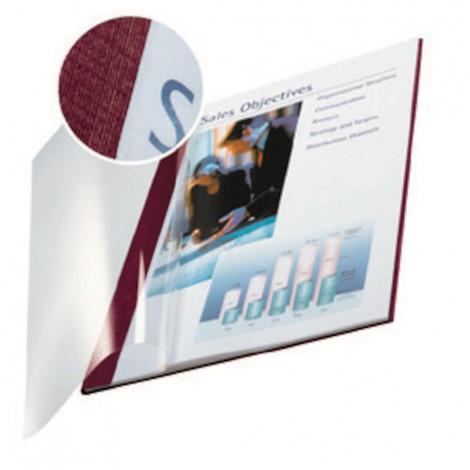 Copertine flessibili con fronte trasparente
