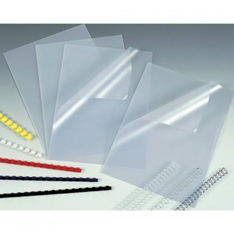 Copertine in PVC trasparenti e colorate