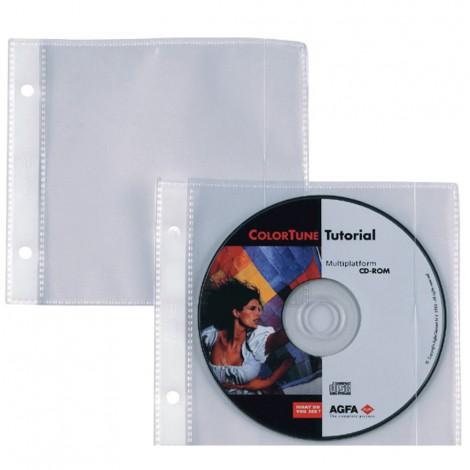 Busta porta CD-DVD e raccoglitore
