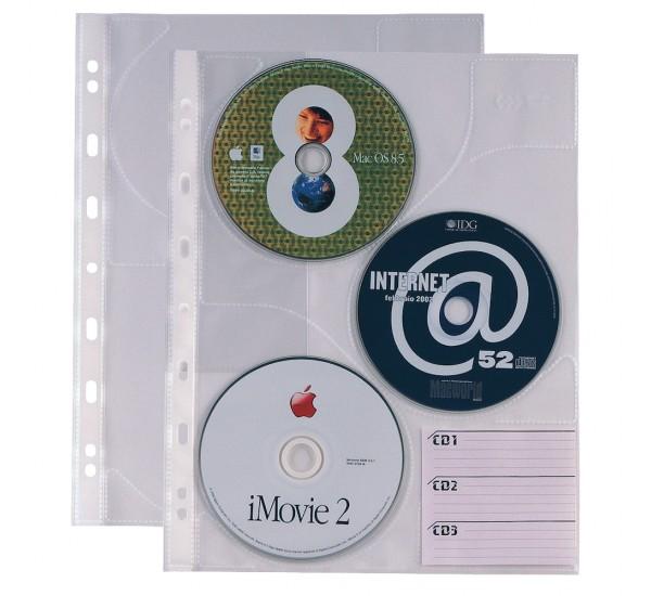 Busta porta CD/DVD Atla CD3