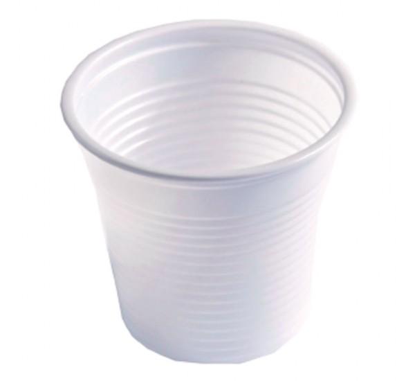 Bicchieri in plastica - 100 Pz