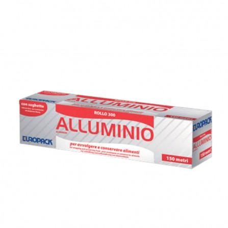 Alluminio per alimenti - 150 mt