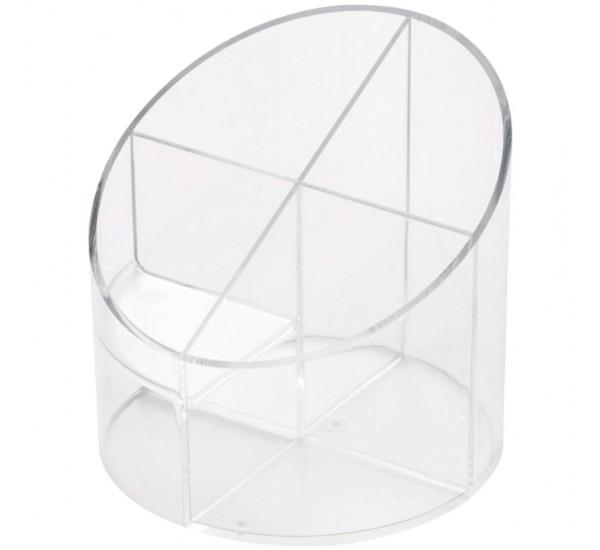Bicchiere Portapenne - Trasparente