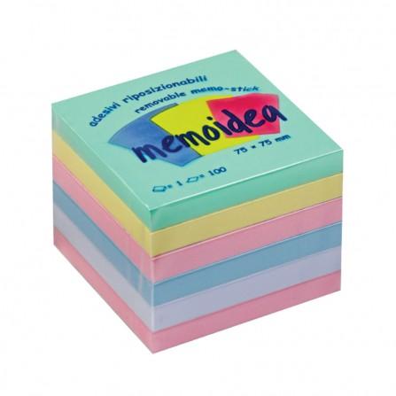 Blocchetti Notes colorati