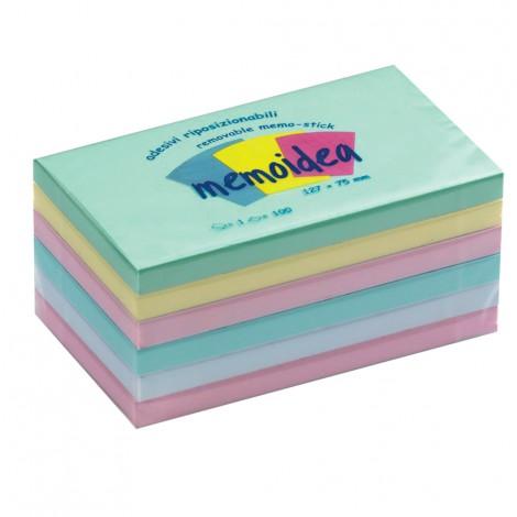 Blocchetti Notes colori pastello