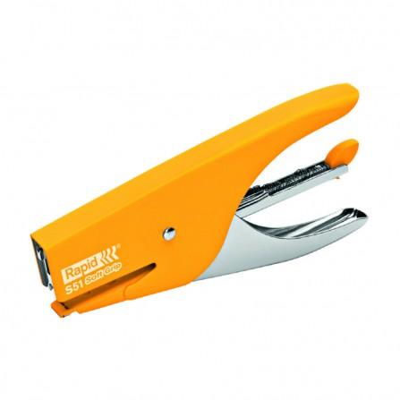Cucitrice a Pinza - Rapid Supreme S51 Soft Grip
