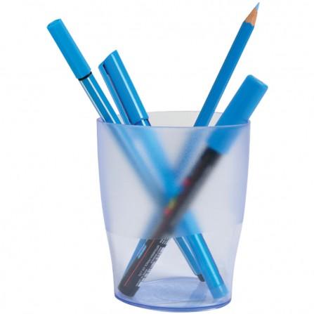 Bicchiere Exacompta - Azzurro traslucido