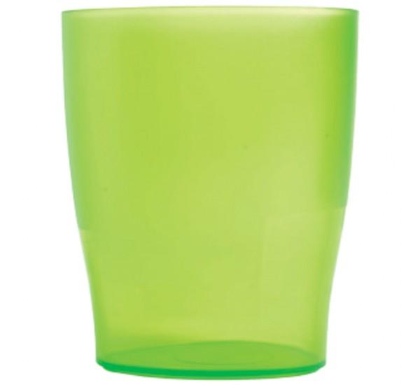 Bicchiere Exacompta - Verde traslucido